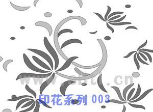 壁纸漆印花系列