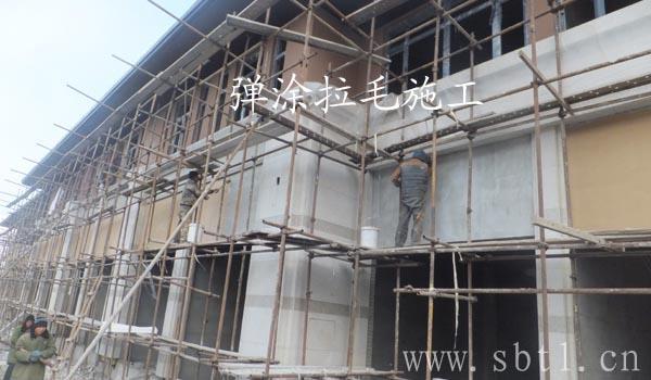 辽宁海城宗骏东方卡蒂亚防冻raybet官方网站施工工程